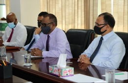 Despite the lack of cooperation by state parties to meet with opposition forces, President of People's National Congress (PNC) Abdul Raheem stated that the coalition would continue their efforts to ensure the rights of jailed former President Abdulla Yameen Abdul Gayoom. PHOTO: MINISTRY OF HOME AFFAIRS
