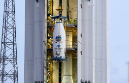 Europe's Vega rocket launched on September 2, 2020, from French Guiana in its first mission since a failed launch last year. PHOTO: ESA/CNES/Arianespace – Photo Optique Video du CSG – P. Baudon