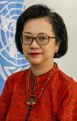 UNESCAP Under-Secretary-General and Executive Secretary Armida Salsiah Alisjahbana. PHOTO: UNESCAP