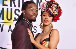 Superstar rap-couple Cardi B and Offset (Migos, FaZe Clan)  filed for divorce Tuesday. The couple share a daughter called Kulture, while Offset has three other children from various mothers. PHOTO: MACON / AFP