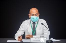 National Disaster Management Authority (NDMA)'s Chief Executive Hisan Hassan. PHOTO: NDMA
