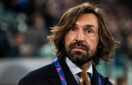 "Andrea Pirlo, Italian professional football coach and former player, is the head coach of Serie A club Juventus. After disappointing 2-0 league defeat against Inter Milan on Monday, Pirlo said """"It was a bad defeat, we didn't expect it, we couldn't have put in a worse performance than this"". PHOTO: AFP"