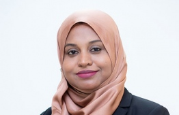 Aishath Susan Haneef, the permanent secretary at the Ministry of Tourism. PHOTO/TOURISM MINISTRY