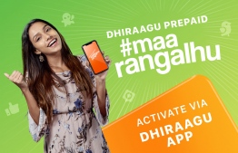 Dhiraagu recently introduced its Combo Plans for both its Prepaid and Prepaid RED customers. PHOTO: DHIRAAGU