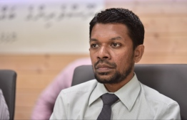 Ministry of Transport and Civil Aviation's Permanent Secretary Abdulla Fayaz was suspended for a month over complaints lodged against him. PHOTO: MIHAARU