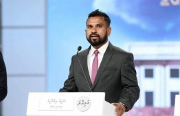 People's National Congress suspended their council member Shaheeb Ibrahim over his implication in a 130kg drug bust. PHOTO: MIHAARU FILES