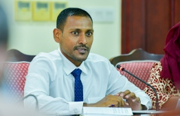 Prosecutor General (PG) Hussain Shameem. PHOTO: MIHAARU