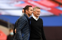 """Despite having """"stopped the rot"""" at FC Manchester United, Ole Gunnar Solskjaer is yet to rediscover the winning formula at home. PHOTO: AFP"""