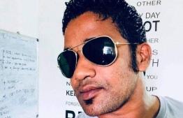 Former Gaafu Alif Atoll's Maamendhoo Magistrate Court's Chief Ahmed Shukoor. PHOTO: MIHAARU FILES