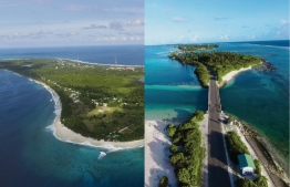 Fuvahmulah and Addu Atoll were both declared as UNESCO biosphere reserves. PHOTO: THE EDITION