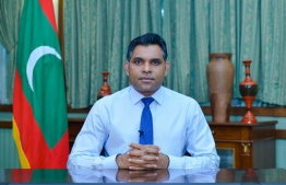 Vice President Faisal Naseem. PHOTO: PRESIDENTS OFFICE