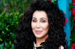 Cher has met with the Pakistani PM ahead of Kaavan the elephant being relocated. PHOTO: GETTY IMAGES
