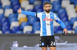 Napoli's Captain Lorenzo Insigne: Napoli honoured their club legend Diego Maradona on Sunday with a 4-0 victory over Roma.