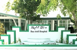 Soneva donated medical supplies worth USD 27,000 to hospitals and medical centres in the atolls of Noonu and Baa on December 10, 2020. PHOTO/BAA ATOLL HOSPITAL