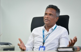 MTCC's CEO Adam Azim. PHOTO: NISHAN ALI/ MIHAARU