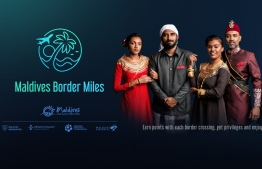 The poster image for Maldives Border Miles, publicized by MMPRC. PHOTO: MMPRC