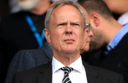 EFL chief Trevor Birch at a football match in 2020. He urges clubs not to 'flout the rules' on limiting COVID, warning that football will come under extreme Government pressure to stop if players and clubs are not more vigilant. PHOTO: BT SPORT
