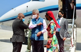 India external affairs Minister Dr. Jaishankar 's visit to Maldives, PHOTO: FOREIGN MINISTRY