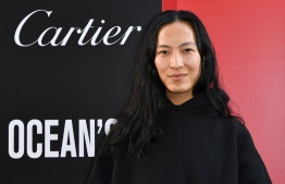 (FILES) In this file photo Taiwanese-US designer Alexander Wang arrives for the world premiere of Ocean's 8 on June 5, 2018 in New York. - A New York student has become the latest person to accuse acclaimed American designer Alexander Wang of sexual assault. Keaton Bullen, a fashion student at the New York's Parsons School of Design, told the BBC that Wang assaulted him in a nightclub in August 2019. Wang's fashion label did not immediately respond when contacted for comment by AFP. (Photo by ANGELA WEISS / AFP)