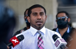 Youth Minister Ahmed Mahloof: