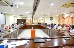 241- Judiciary joint committee meeting: only one case was closed in the  MMPRC Beneficiaries list -- Photo: Majilis