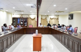 241 Committee meeting: The meeting details on Saturday night was not disclosed to the public -- Photo: Majilis