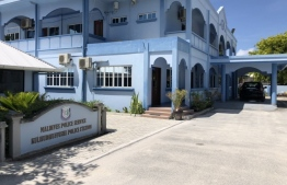 Kulhudhufushi Police Station: three people has been arrested in connection to the kidnapping so far -- Photo: Social Media