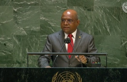 abdulla shahid, un general assembly president
