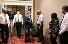 Foreign Minister Shahid departs to Bulgaria on an official trip — Photo: Foreign Ministry