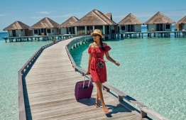 Tourist arrivals to Maldives observe over 116% increment annually as of September 2021
